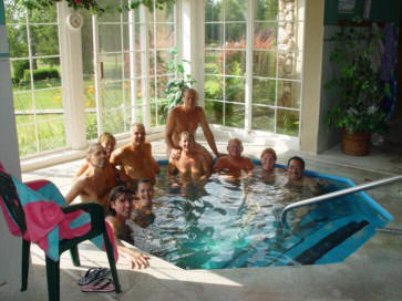 Midwest nudist camps