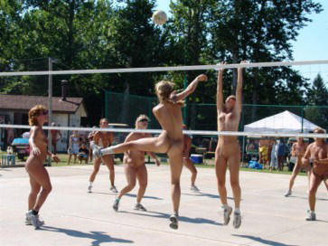 Nudist Camp Midwest